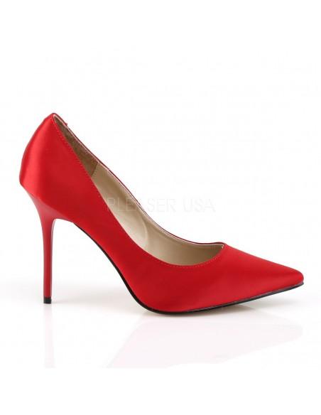 Zapatos de salón Classique-20 tacón de aguja desde talla 35 a 48