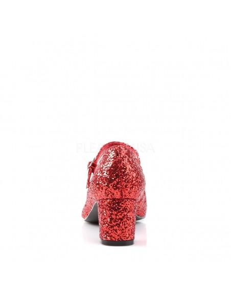 Zapato estilo colegiala