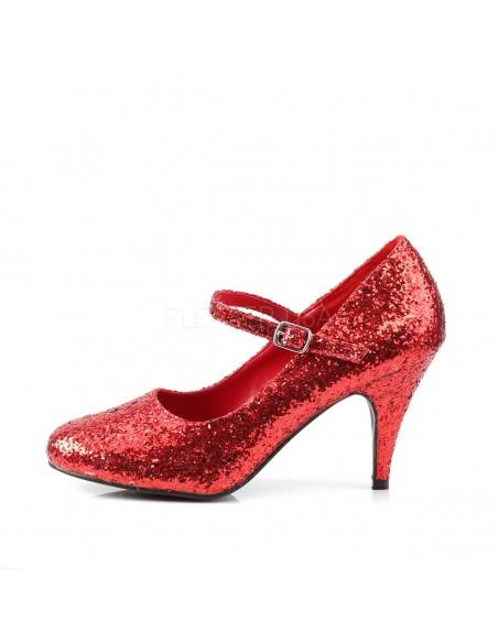 Zapato barquilla estilo clásico
