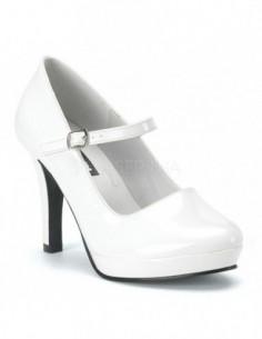 Zapato plataforma hebilla