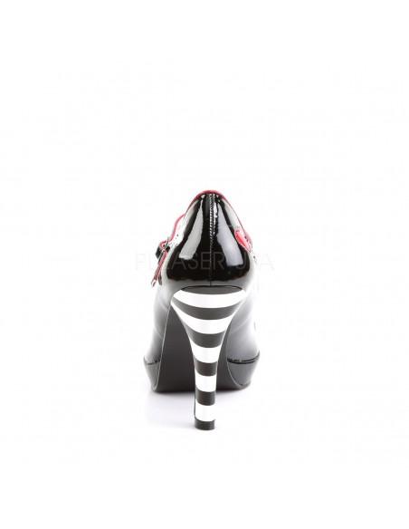 Zapato disfraz poker