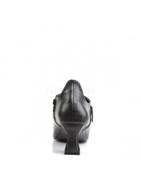 Zapato disfraz elfo hebilla