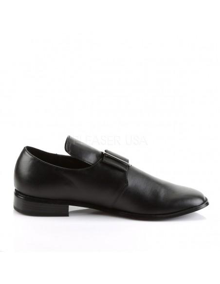 Zapato con hebilla disfraz epoca