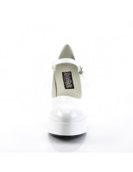 Zapato plataforma tacon grueso