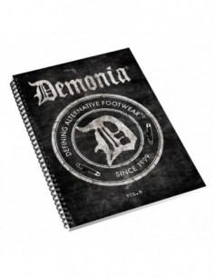 Catálogo Colección Calzado Demonia