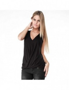 OVG Woman's top SIBERIA BLACK