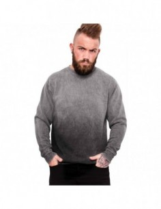 OV Sweat Shirt Grey/calipo