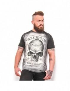 AEA Man's T-shirts Skull...