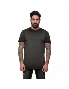 OV Man's T-shirts Oil Dye...
