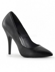 Zapato piel alto elegante