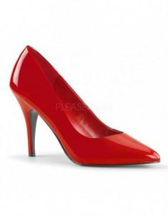 Zapato elegante de barquilla clasica