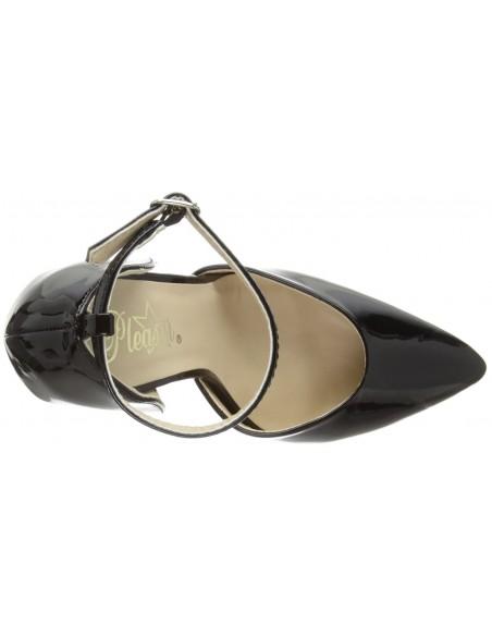 Zapato retro con tira
