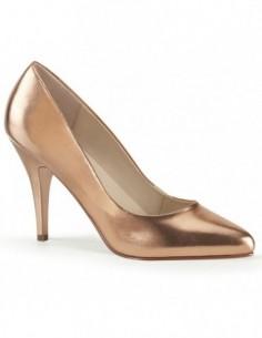 Zapatos de salón fabricados en polipiel VANITY-420 para hombres y mujeres
